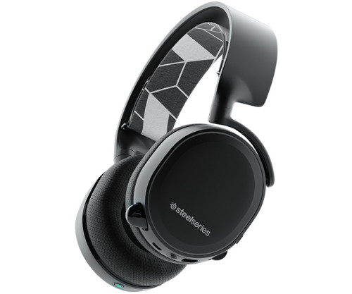 Tai nghe SteelSeries Arctis 3 Black Bluetooth