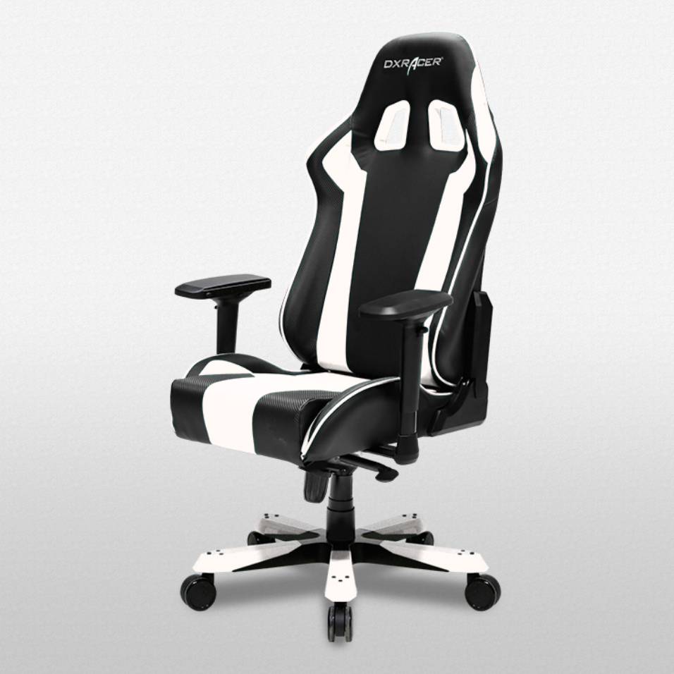 DXRACER GAMING CHAIR - King Series KS06/NW