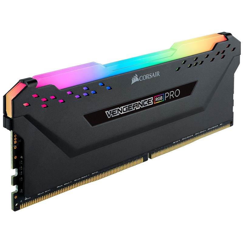 RAM Corsair 8Gb DDR4-3000- Vengeance Pro Tản LED RGB