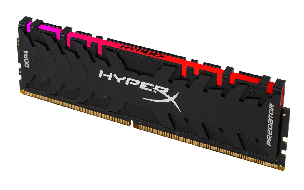 Ram Kingston HyperX Predator RGB 8GB/3200Mhz DDRam 4