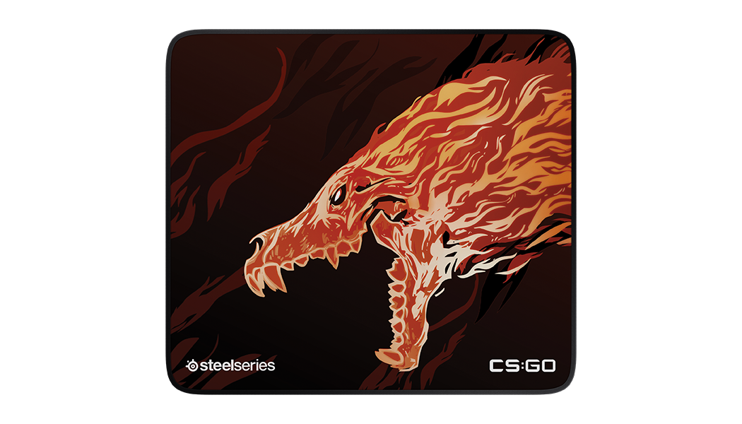 Steelseries Qck+ CS:GO Howl Limited Edition
