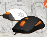 STEELSERIES KANA V2 BLACK/WHITE