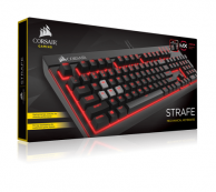 CORSAIR STRAFE ( BROWN,RED SWITCH )