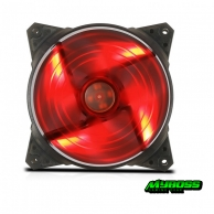Fan Case Segotep 12CM LED Red ( 15 Led )
