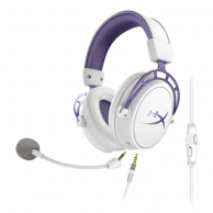 Tai nghe Kingston Hyperx Cloud Alpha Purple