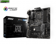 Mainboard MSI Z370 PC PRO (LGA1151v2-CoffeeLake)