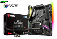 MSI Z370 GAMING PRO CARBON AC (Coffee Lake)