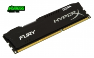RAM Kingston HyperX Fury Black 8G DDR4 Bus 2133Mhz - HX421C14FB/8