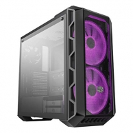 Vỏ case Cooler Master H500P RGB tempered glass