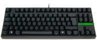 FILCO MAJESTOUCH 2 NINJA TKL ( BROWN,BLUE,RED SWITCH )