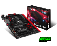 MAINBOARD MSI Z170A GAMING PRO ( RGB LED )