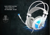SOMIC G938 FROST BLUE