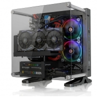 Vỏ case Thermaltake Core P1 Tempered Glass Edition