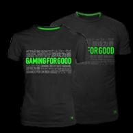 RAZER GAMING FOR GOOD T-SHIRT – CỠ M ( NAM )