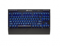 Bàn phím cơ Corsair K63 Wireless Cherry MX Red - Blue Led