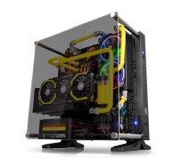 Vỏ case Thermaltake Core P3 Tempered Glass Edition ATX Open Frame Chassis