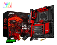 MAINBOARD MSI X99A GODLIKE GAMING