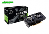 Vga Card Inno3D GeForce GTX 1050 Ti Twin X2 4Gb GDDR5