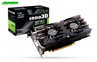 Vga Card Inno3D GeForce GTX 1060 Twin X2 6Gb GDDR5