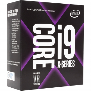 CPU Intel Core i9-7900X (3.3GHz turbo up to 4.3GHz, 10 nhân 20 luồng, 13.75MB Cache, 140W) - LGA 2066