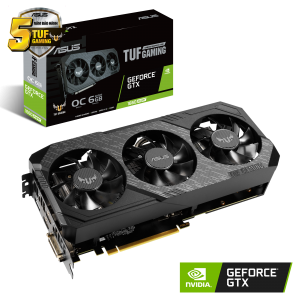Vga Asus TUF 3 GTX 1660 Super O6G Gaming