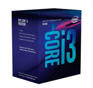 CPU Intel Core i3 9100 3.7 GHz /4 Cores 4 Threads/6MB/Socket 1151/Coffee lake Refresh