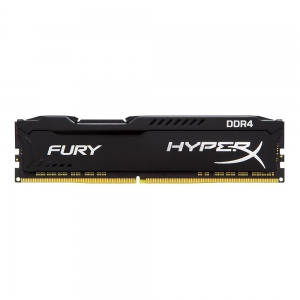 Ram Kingston HyperX Fury 8GB DDR4 Bus 2666Mhz Black