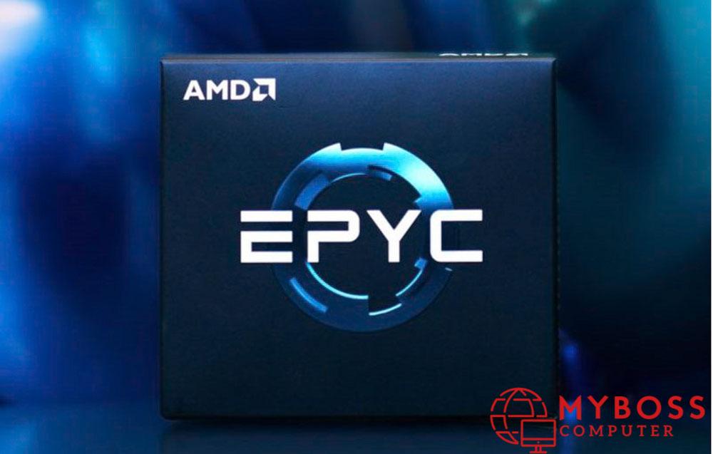 Epyc AMD Cpu- bạn biết gì về đối thủ của Intel Xeon ?