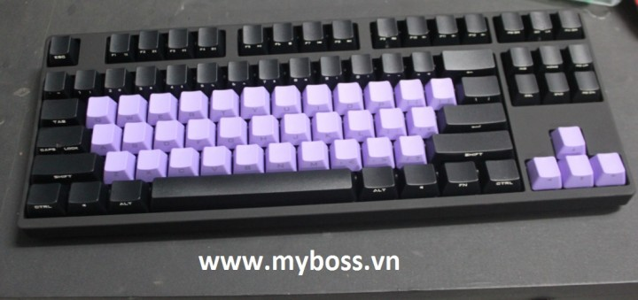 KEYCAP 37 PBT (PURPLE)