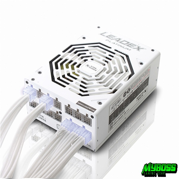 Nguồn Super Flower Leadex 1000W 80Plus Platinum