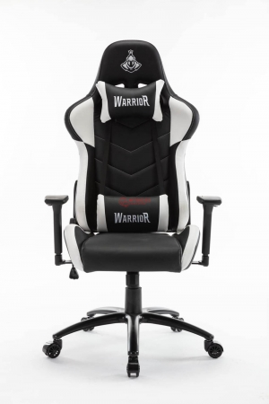 Ghế Warrior Gaming Chair WGC206 - Black/White