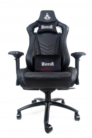 Ghế Warrior Gaming Chair WGC309 - Black - Da Thật