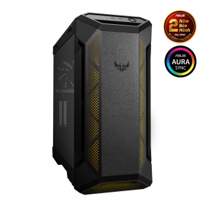 Case Asus TUF Gaming GT501 - Tempered Glass Mid-Tower
