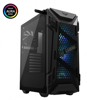 Vỏ Case Asus TUF Gaming GT301 - Tặng 3 Fan Led ARGB