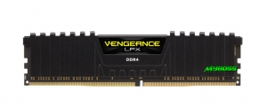 Ram Corsair Vengeance LPX 16GB 2666Mhz Black