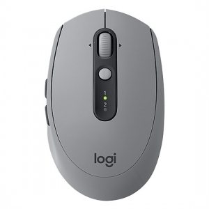 Chuột Logitech Wireless Bluetooth M590 Silent Grey