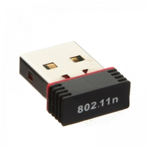 USB Wireless Wifi 802.11N/ 150Mbps/ 2dBi
