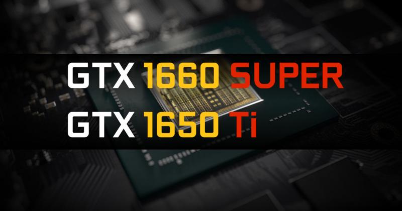 Nvidia dự kiến ra mắt GTX 1660 SUPER và GTX1650 TI trong tháng 10